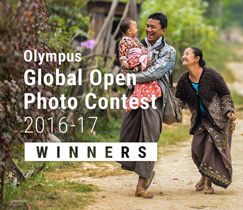 Olympus Global Open Photo Contest 2016-17 Winners